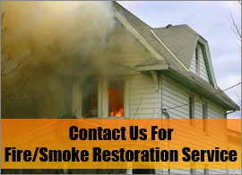 Fire Smoke Damage Restoration
